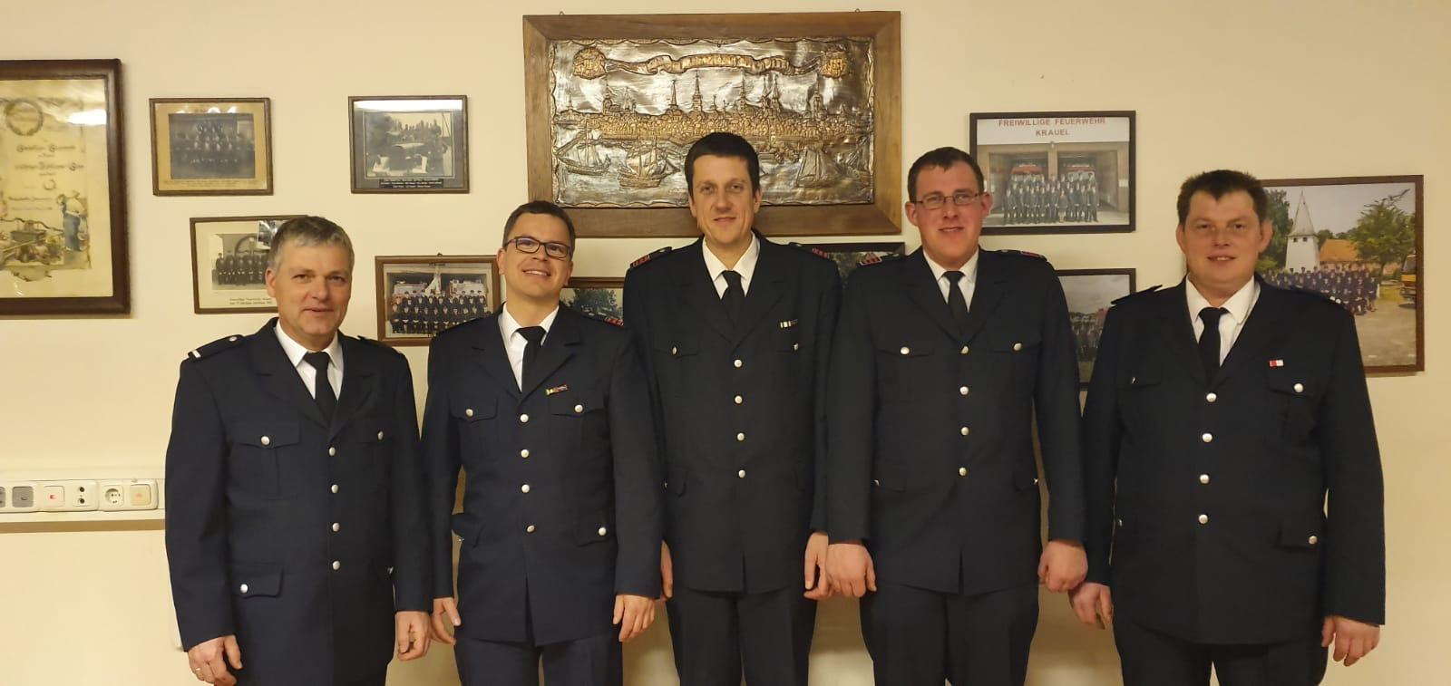 WF/V R. Hevers, HBM C.Mohn, HBM N.Otte, HBM M.-S. Pahl, WF T. Putfarcken