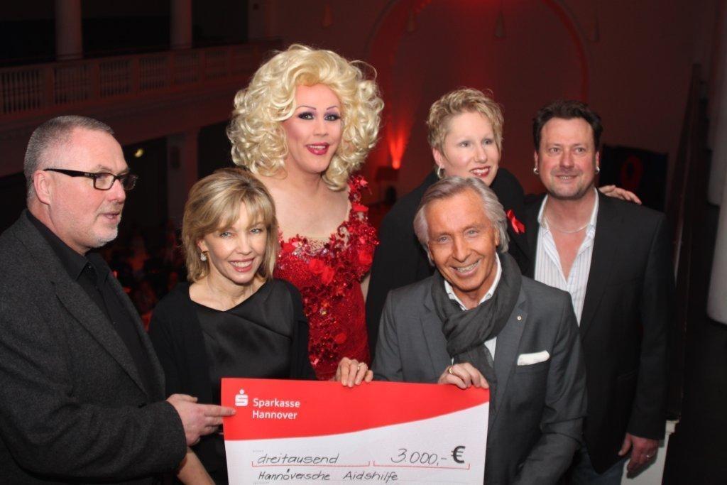 Heiner Plochg, Doris Schröder-Köpf, Elke Winter, Bernd weste, Corinna May, Lutz Rädecker