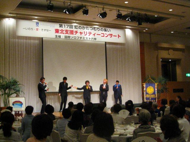 デカペラ ジャパンさんのアカペラ素敵でした