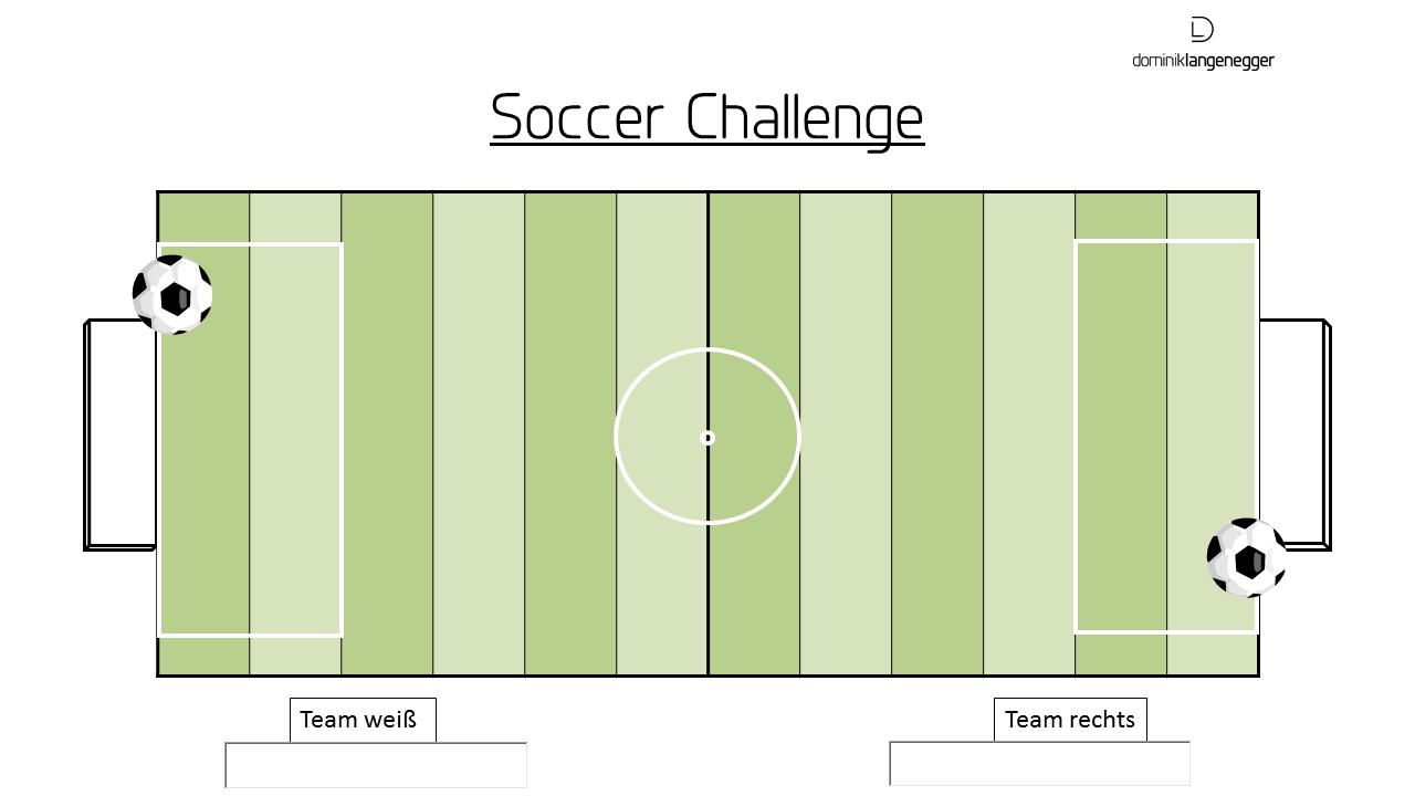 Fußball 1 vs. 1