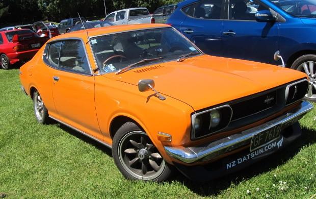 Datsun Bluebird-U (1971–1976)