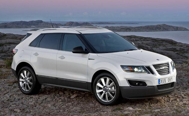 2010 Saab 9-4