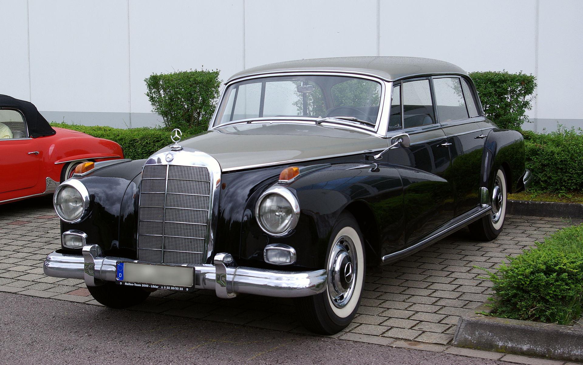 Sedan W189 «300d»