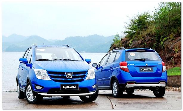 Changan CX20