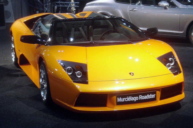 2002 Lamborghini Murciélago Roadster