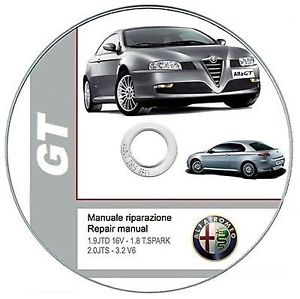 Alfa Romeo GT 2003-2010 eLearn free download