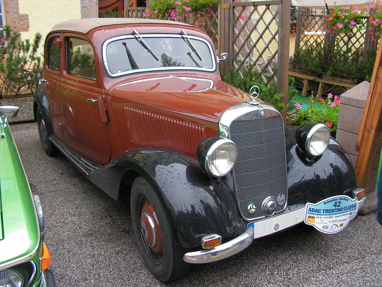 W136 (1936—1939)