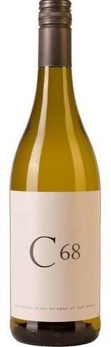 Chenin Blanc C68 2017 100% Chenin Blanc- gehaltvoll, feinwürzig, mit charakteristischer Holznote 12,0% Vol., trocken