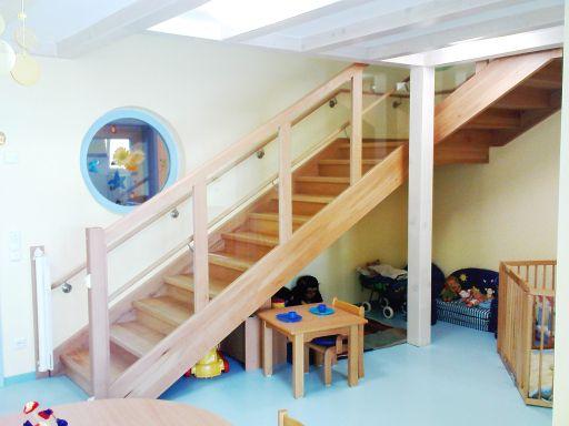 Treppe Kita Schlossvippach
