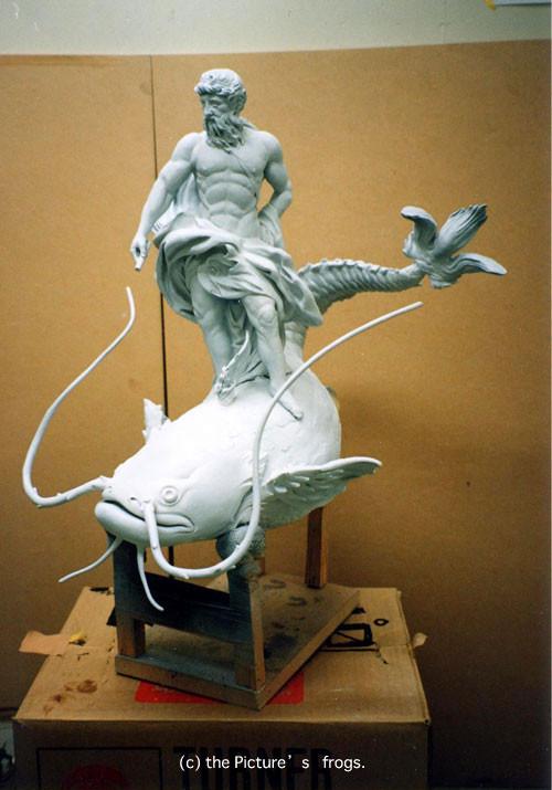 横尾忠則『トレビの泉』