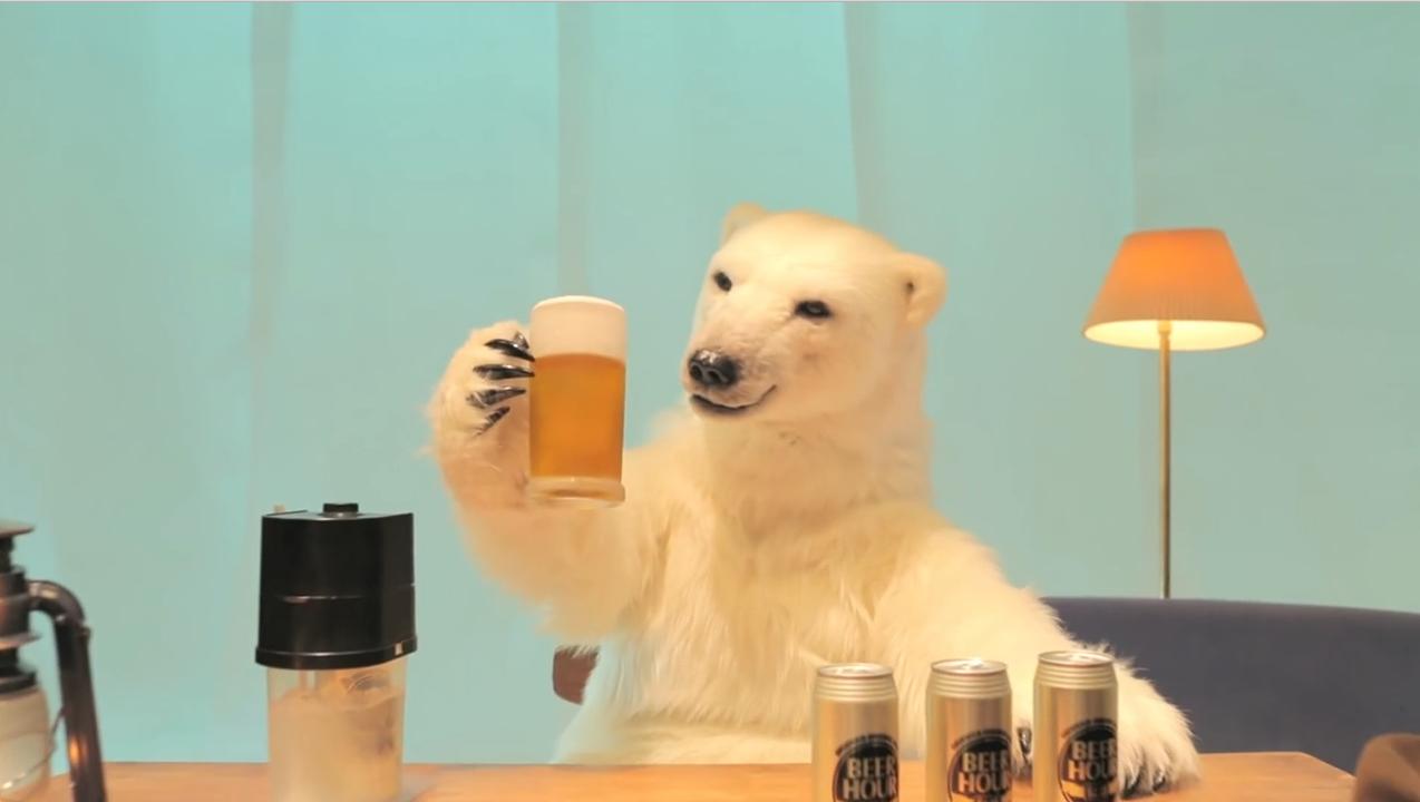 タカラトミーアーツ PV『プレミアム ビールサーバー 極冷』