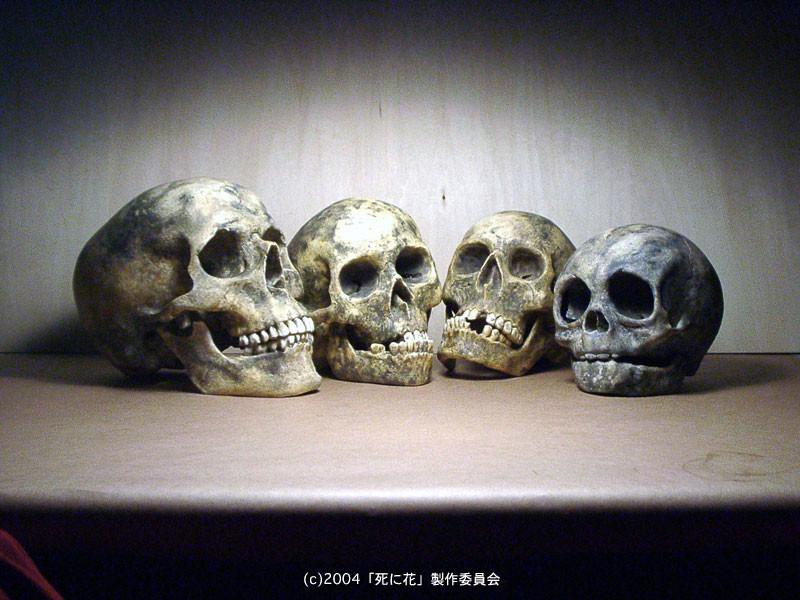 映画『死に花』