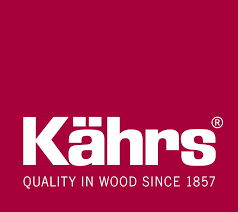 Logo Kährs QUALITY IN WOOD SINCE 1857