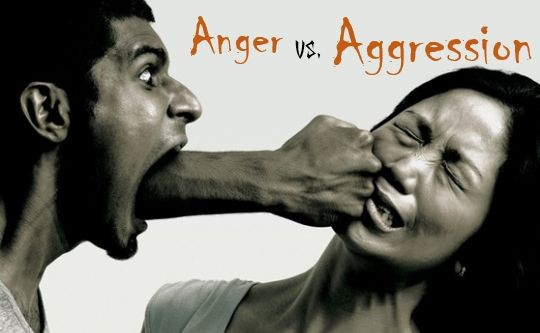 Anger vs. Aggression