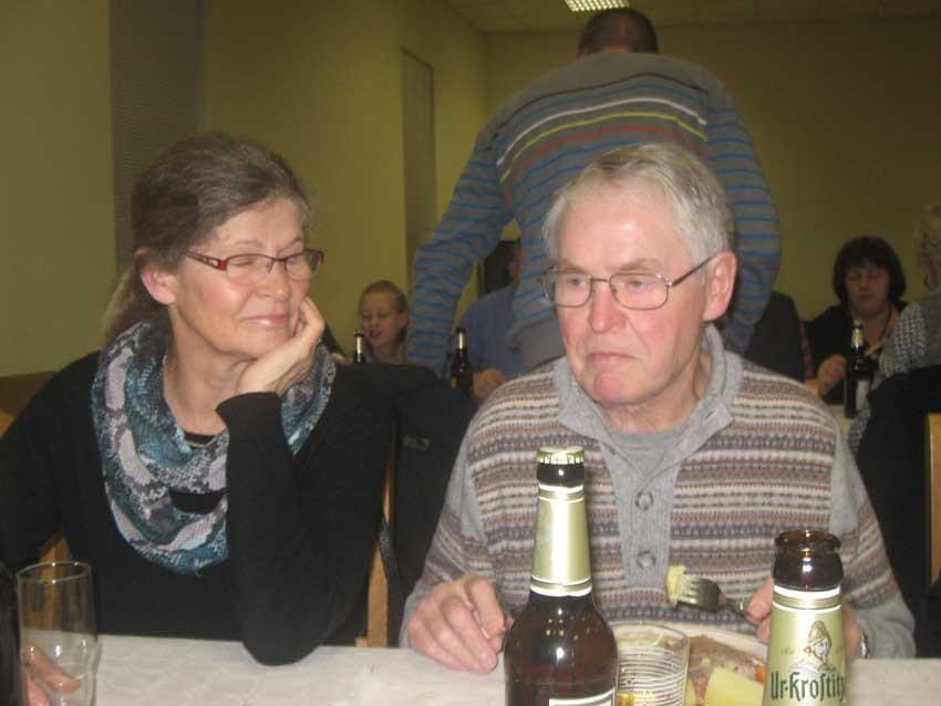Maria und Bernd Junge aus Magdeburg