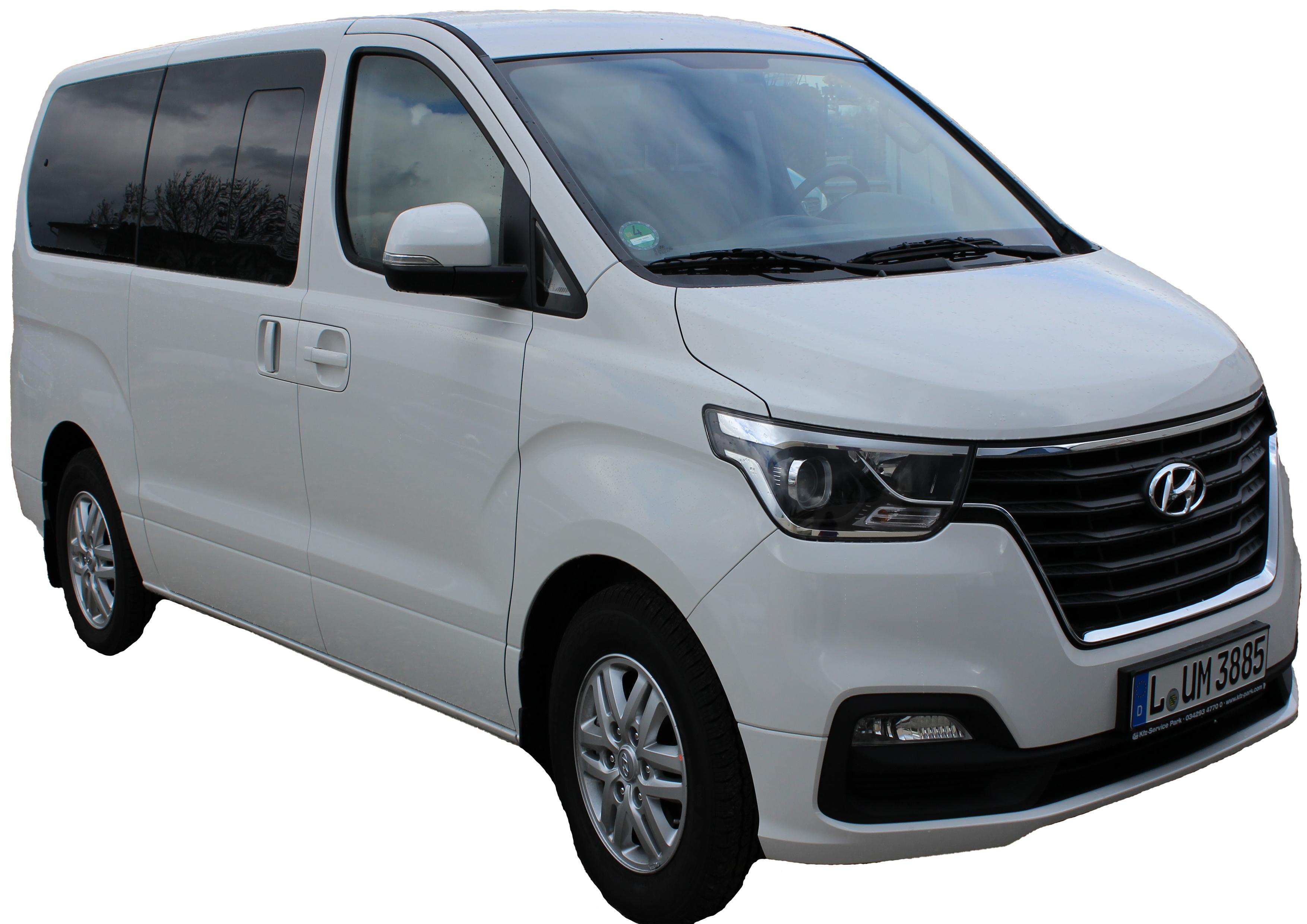Fiat Scudo, 9-Sitzer