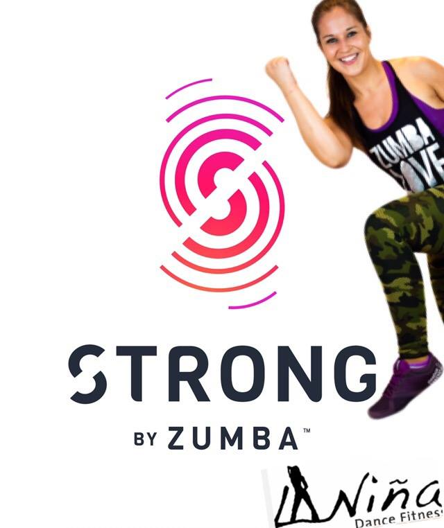 STRONG by Zumba™ by Sylvie Kaufmann