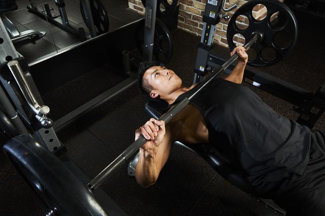 高重量のトレーニングさえしていればフィジーク体型は作れる?