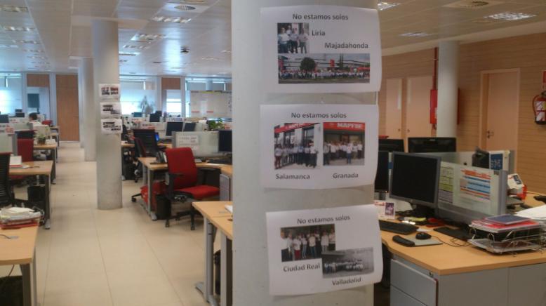 Oficinas Mapfre Tech