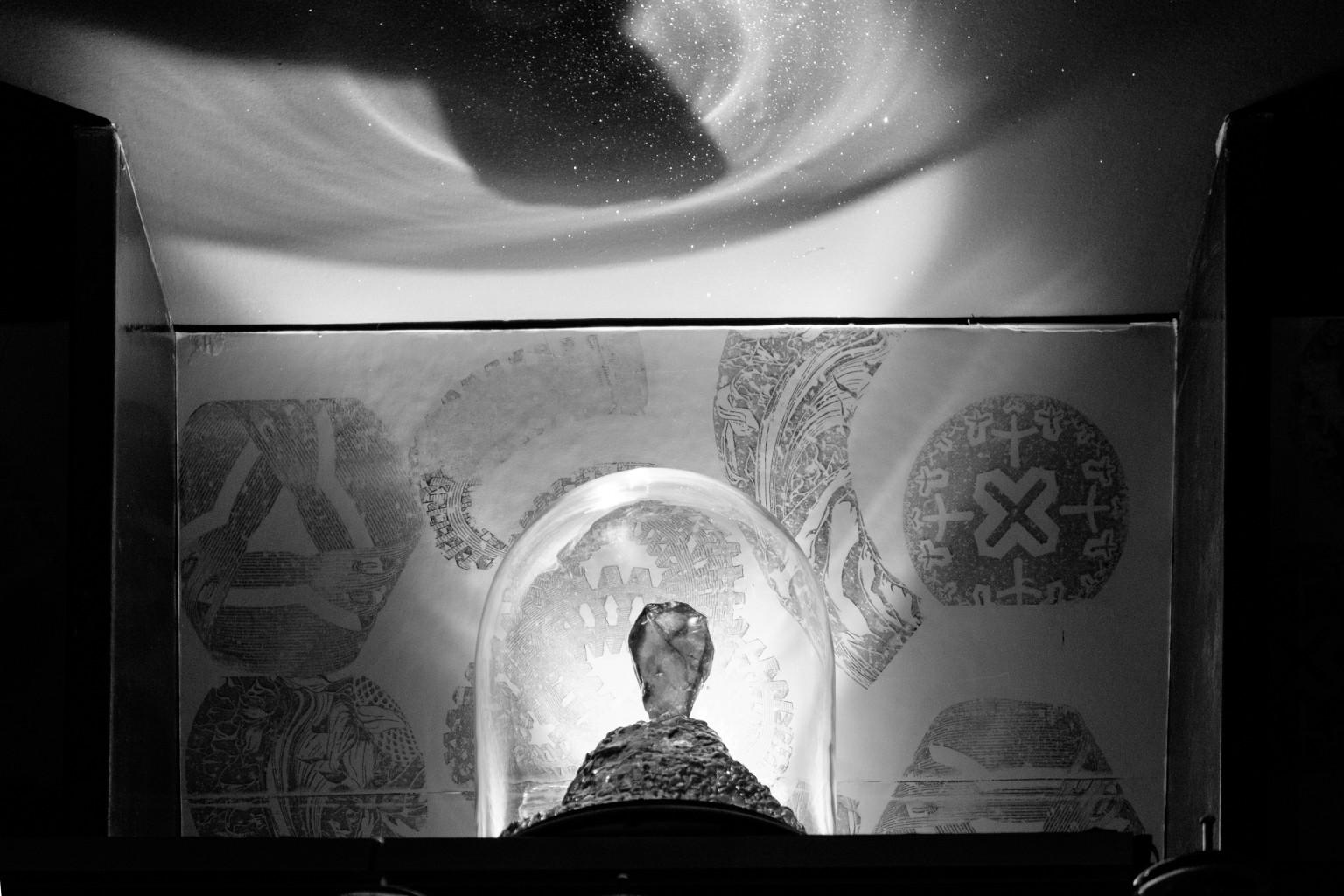 Promulgation der Karte des Elften September, Stefan Glettler, Frank Ruf. Fotos: Thomas Ries