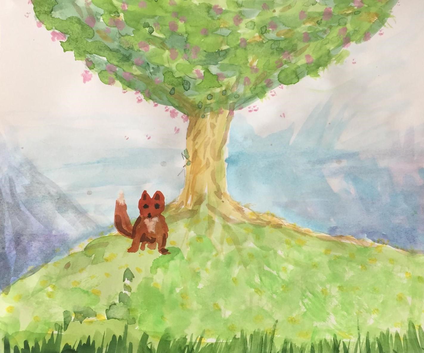 Träum weiter, kleiner Fuchs Teil 2