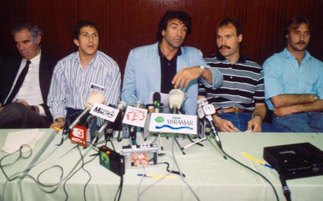 Fútbol 1987-88 Image