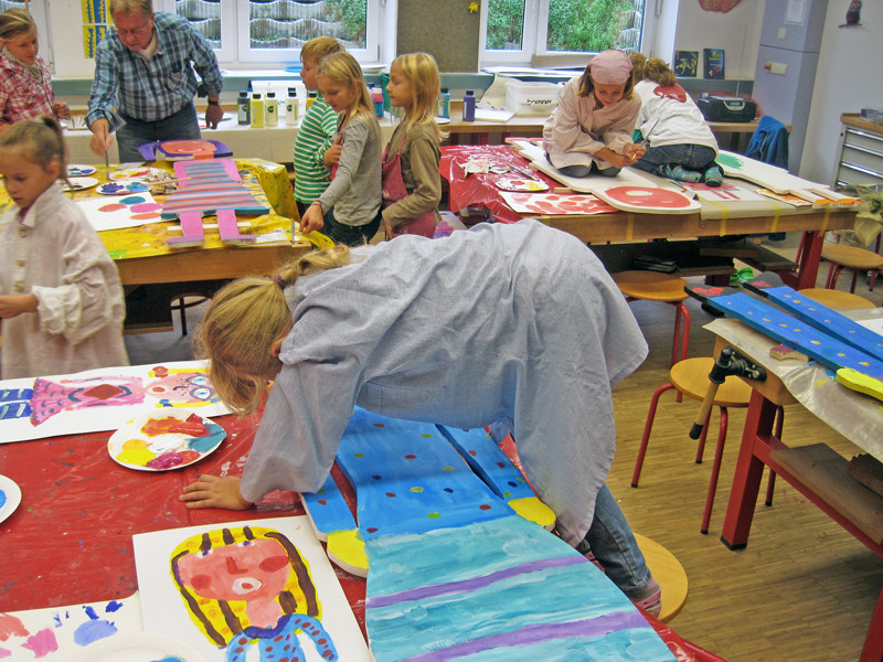 KIS - Kunst in Schulen
