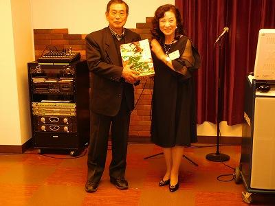 最優秀賞 3回とも全てホールインワンした、竹原さん、おめでとうございます(^^♪ 素晴らしいですね(^^♪