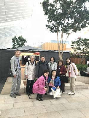 羽田空港の国際空港は「日本文化」をアピールして素敵です(^^♪