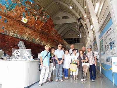 海上保安資料館横浜館「工作船資料館」を見学しました。赤レンガ倉庫の手前に位置する、とても分かりずらい場所にありますが、一度は見ておくべきだと思いました。無料でした。