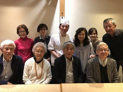 オーナーシェフ(日本料理人)さんは、伝統ある名店(帝国ホテルの吉兆)で修業されました。