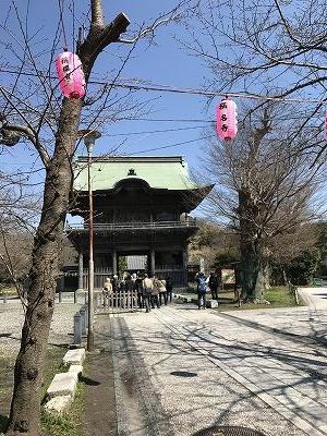 称名寺、江戸時代に建設されたそうです。