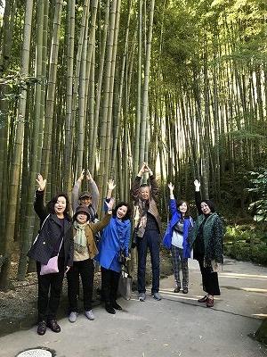 みんな「竹」をイメージしています(^^♪