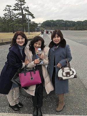 3人娘(*^^*)