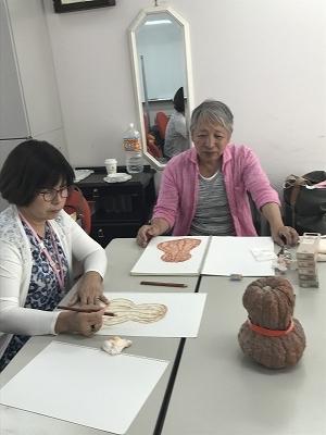佐々木先生はこの後、この南瓜で茶懐石料理を東京まで教えに行かれます( ◠‿◠ )