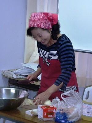 さあ~これから天ぷらを揚げましょう♪♪