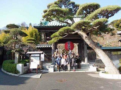 長谷寺の大黒天像は出世開運のご利益で知られているそうです。