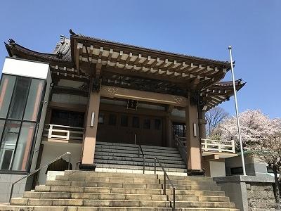 神奈川宿は「お寺」が多いところでも有名だそうです。ヘボン博士も泊まったお寺です。