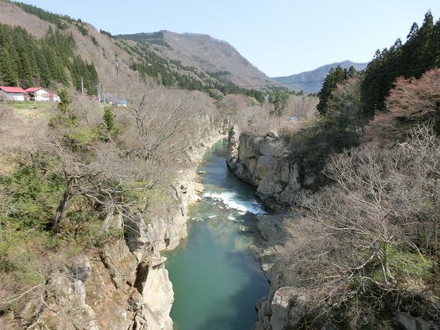 幾世橋からの風景