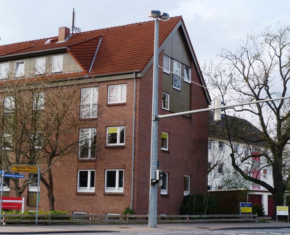 Außenansicht Gebäude Lernwerk Celle