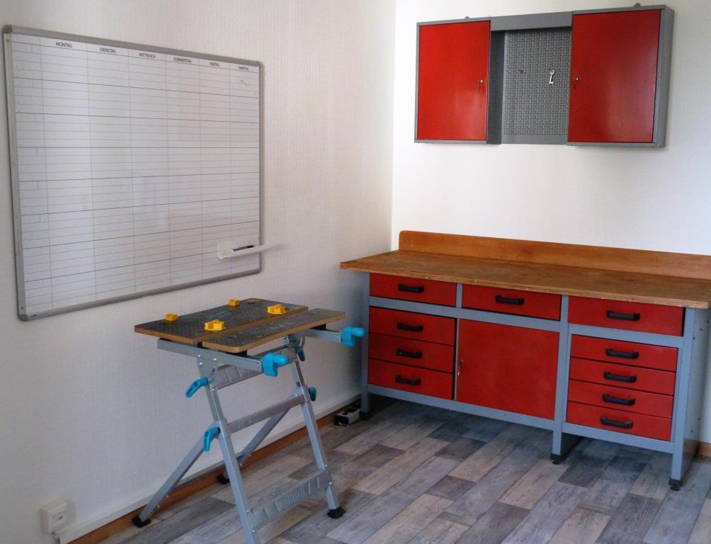 Werkraum im Lernwerk Celle