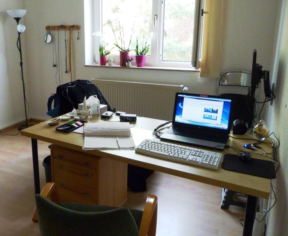 Neurofeedback-Raum im Lernwerk Celle