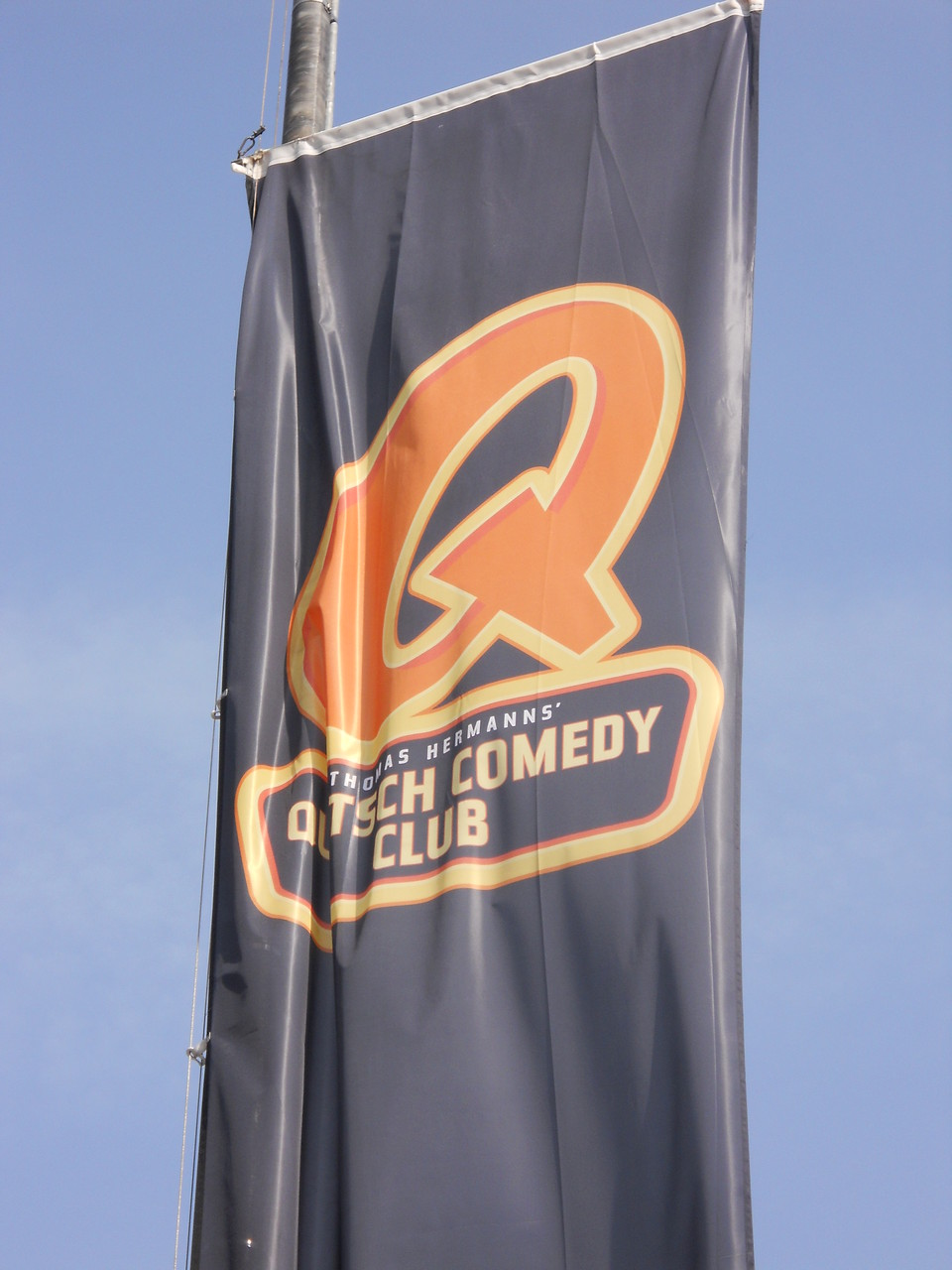 Quatsch Comedy Club in Berlin !    (c) silvia ricker