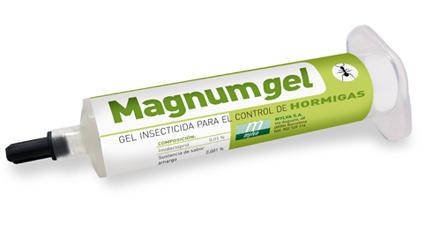Gel para Control de Hormigas, IA: Imidacloprid