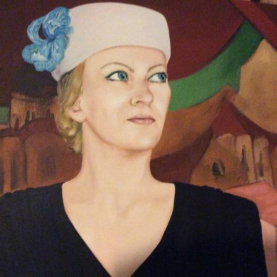 Autoportrait 1984