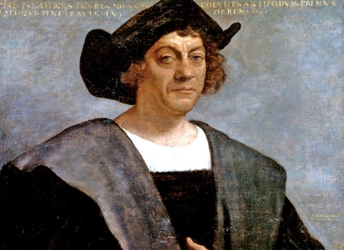 Christophe Colomb (1451-1506)