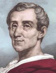 Montesquieu (1689-1755), De l'esprit des lois, 1748