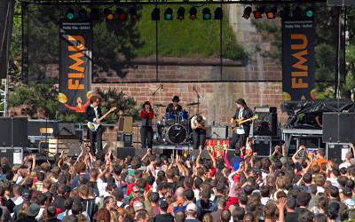Le Fimu - Festival de musique universitaire à Belfort (WE de Pentecôte)