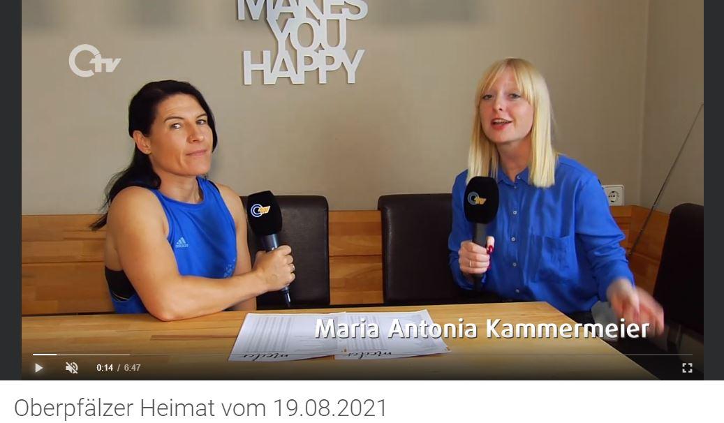 Interview auf OTV - Sendung vom 19.08.2021