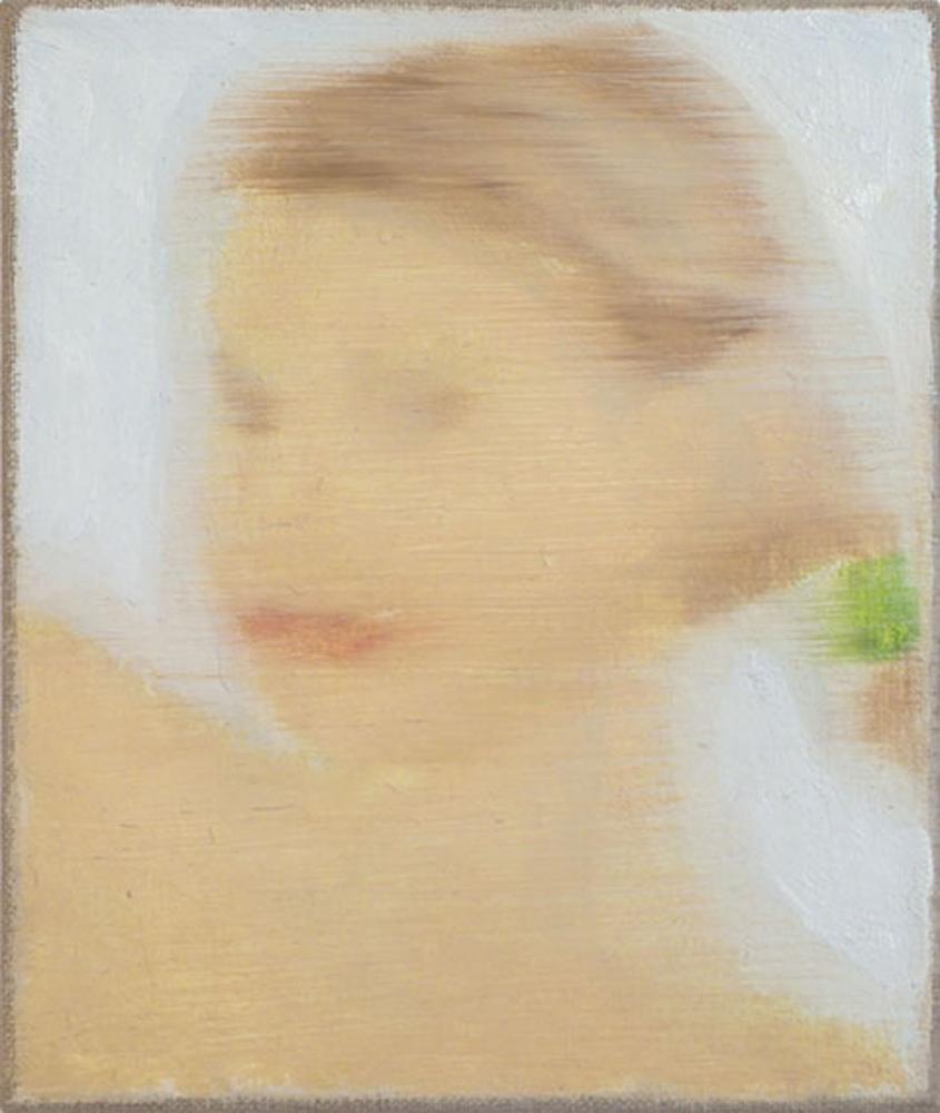 Thomas Jüptner © Suzanna  2007 24 x 20 cm oil/canvas